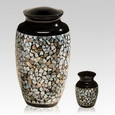 Mosaic Cremation Urns