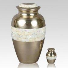 Perlmutt Cremation Urns