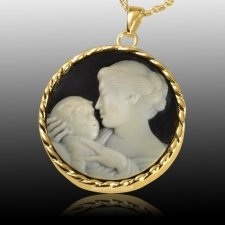 Mothers Love Cremation Pendant II
