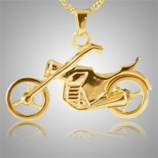 Motorcycle Keepsake Jewelry IV
