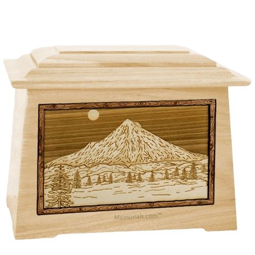 Mt Hood Maple Aristocrat Cremation Urn