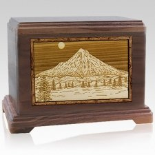 Mt Hood Companion Urns for Two
