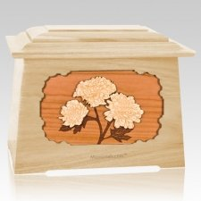 Mums Maple Aristocrat Cremation Urn