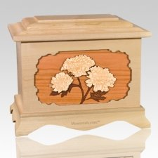 Mums Maple Cremation Urn
