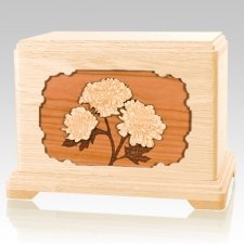 Mums Maple Hampton Cremation Urn
