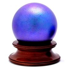 Mystic Glass Pet Urn