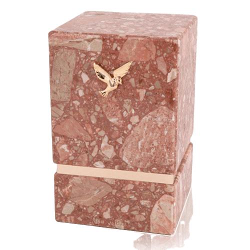 La Nostra Breccia Marble Cremation Urns