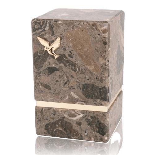 La Nostra Rosatica Marble Urn
