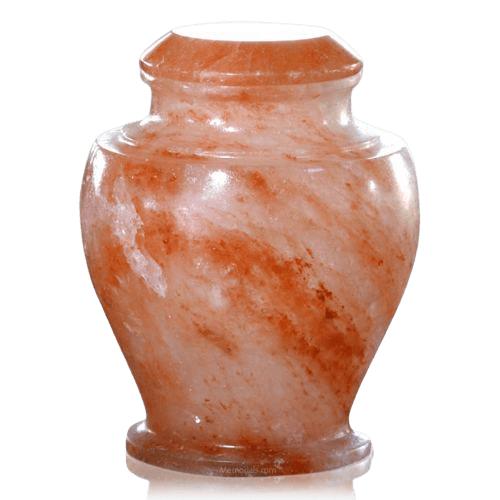 Natural Saltmine Biodegradable Urn