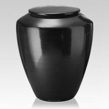 Nero Ceramic Cremation Urns