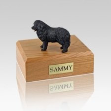 Newfoundland Medium Dog Urn