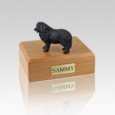 Newfoundland Small Dog Urn
