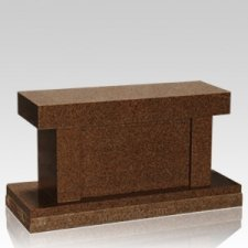 Niche Granite Bench