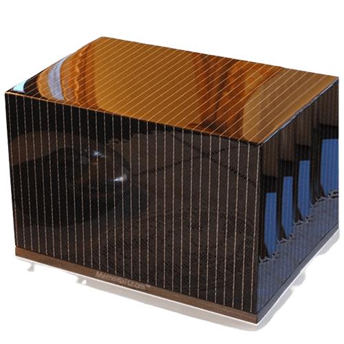 Nobel Wood Cremation Urn