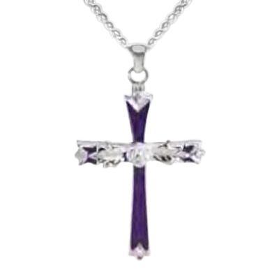Noble Cross Keepsake Pendant