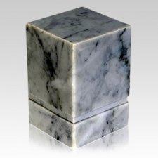 Notre Bianco Stone Pet Urn