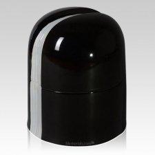 Nouveau Porcelain Cremation Urn
