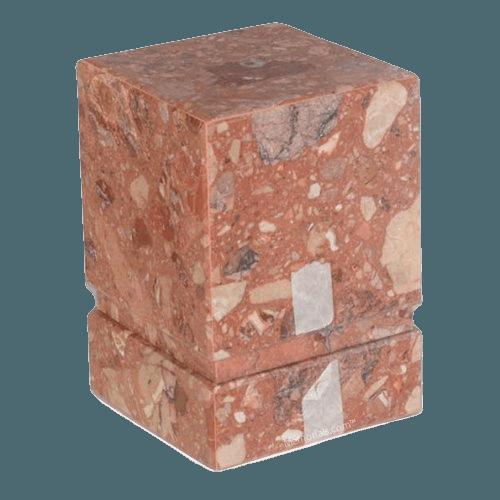 Nuestra Breccia Marble Child Urn