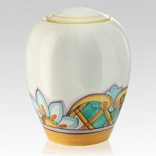 Nuovo Ceramic Cremation Urns