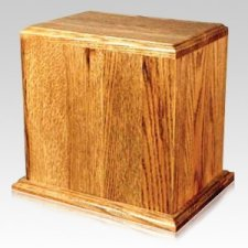 Oakwood Cremation Companion Urn