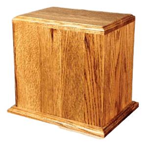 Oakwood Cremation Companion Urn