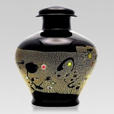 Manunga Glass Cremation Urn