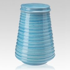 Oceano Ceramic Cremation Urns