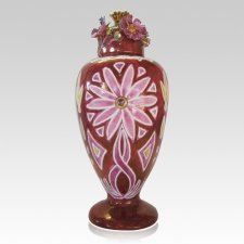 October Night Cremation Urn