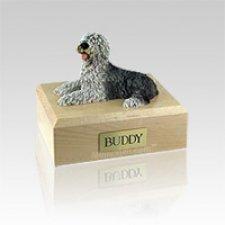 Old English Sheepdog Medium Dog Urn