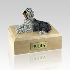 Old English Sheepdog X Large Dog Urn
