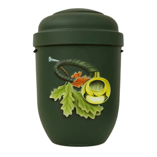 Old Hunter Biodegradable Urn