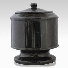 Opulent Marble Pet Cremation Urn