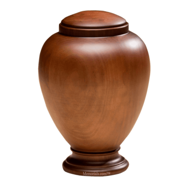 Orchard Wood Cremation Urn