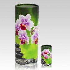 Orchid Scattering Biodegradable Urns