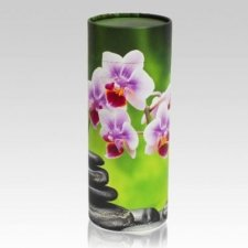 Orchids Pet Scattering Urn