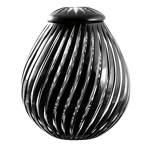 Orion Glass Cremation Urn