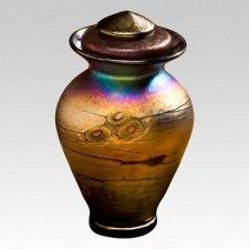 Orion Glass Pet Urn