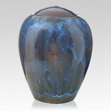 Oscuro Ceramic Cremation Urn