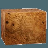 Otonio Wood Cremation Urn
