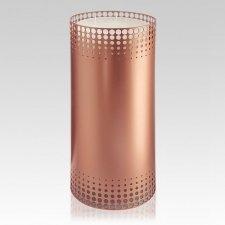 Ottico Metal Cremation Urn