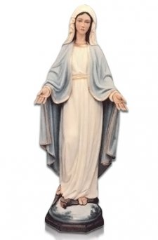 Our Lady of Lourdes Large Fiberglass Statues
