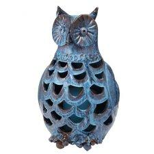 Owl Ceramic Cremation Urn
