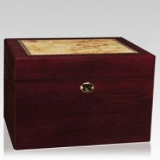 Oxford Wood Cremation Urn