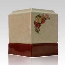 Cynthia Ceramic Cremation Urn