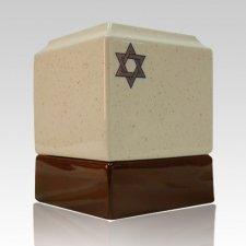 David Ceramic Cremation Urn