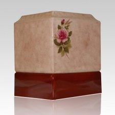Julia Ceramic Cremation Urn