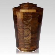 Paderborn Wood Urn