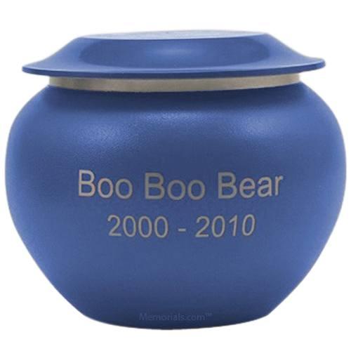 Pagoda Azul Large Pet Urn