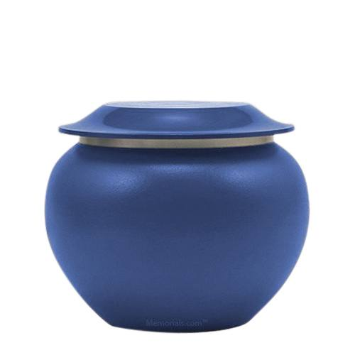 Pagoda Azul Medium Pet Urn