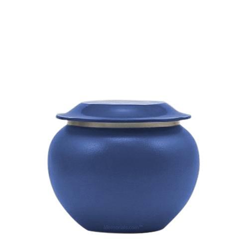 Pagoda Azul Small Pet Urn
